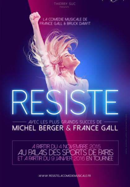 Résiste, la comédie musicale (2015)