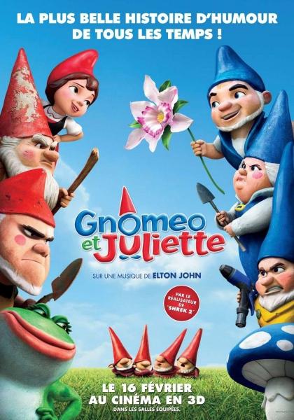 Gnomeo et Juliette (2011)