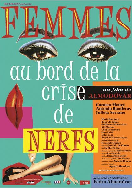 Femmes au bord de la crise de nerfs (1989)