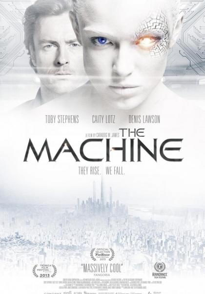 the machine streaming vf