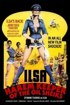 Ilsa, gardianne du harem (1976)