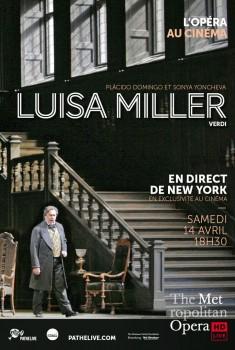 Luisa Miller (Met-Pathé Live) (2018)